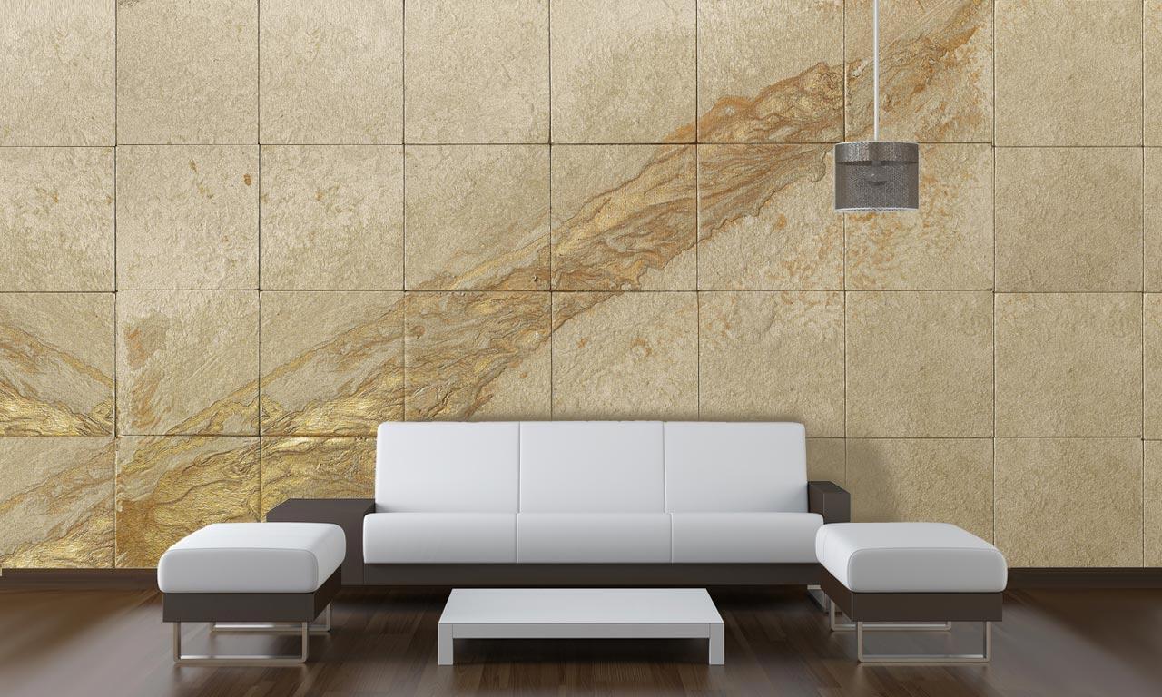 Pannelli decorativi per muri interni