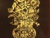 Vaso in foglia d\'oro