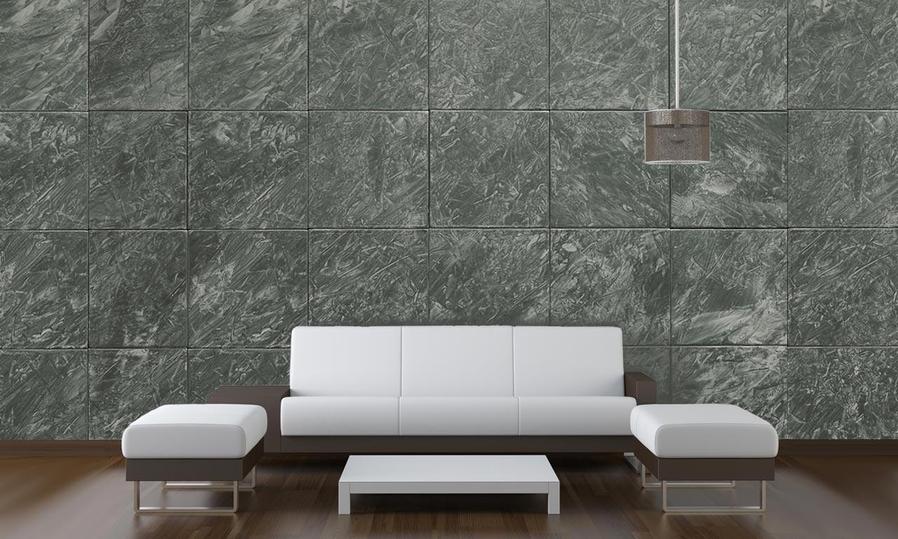 Parete in finta pietra interni decorazioni pareti prezzi e